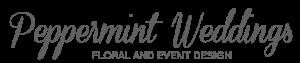 peppermint weddings logo small