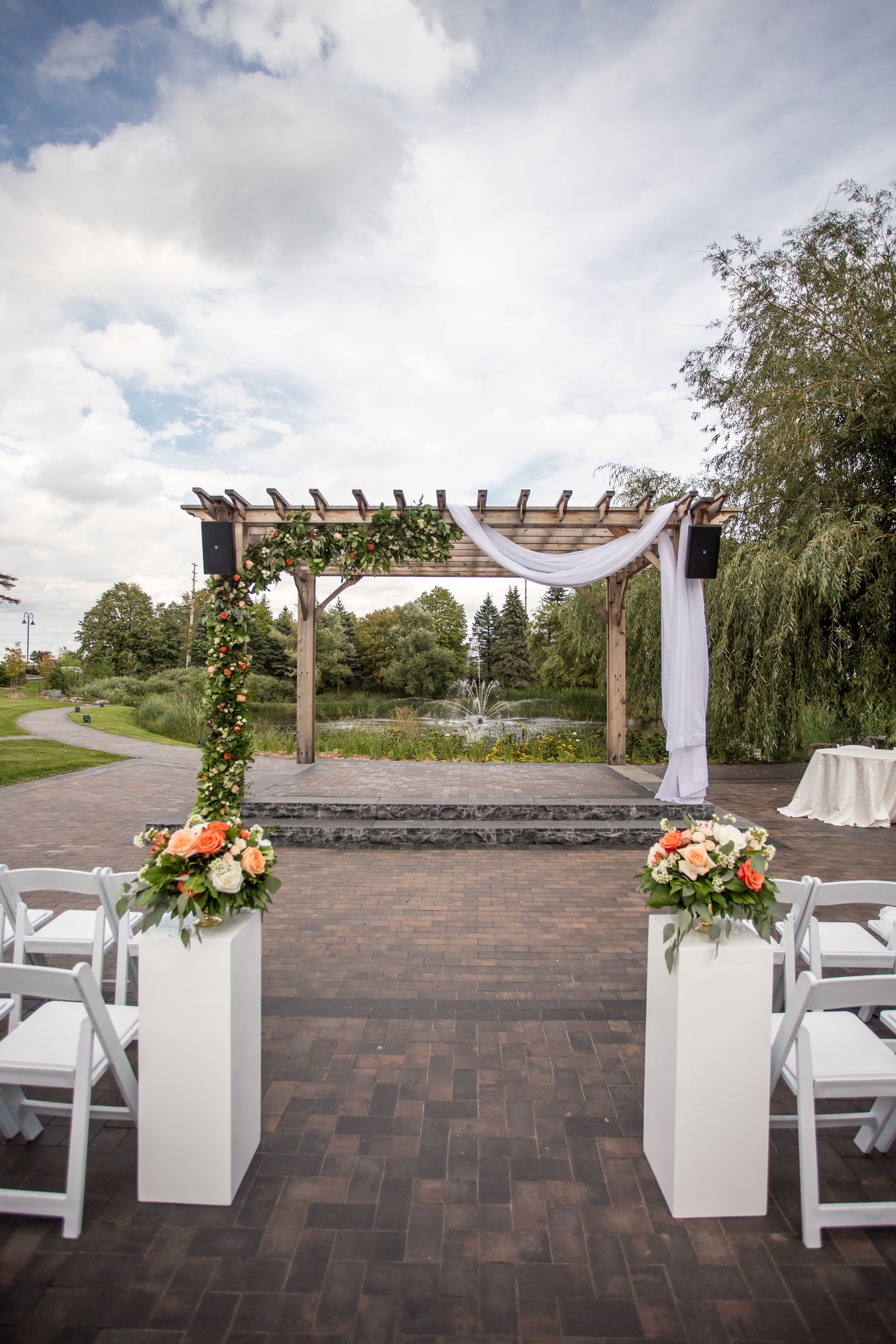 Luxury Weddings Toronto | Arlington Estate