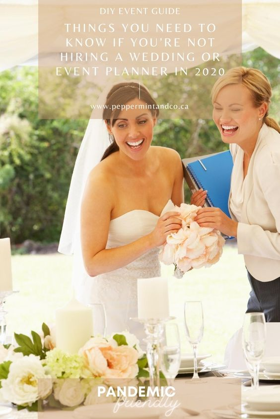 Planning your own wedding 2020: No wedding planner involved - 898