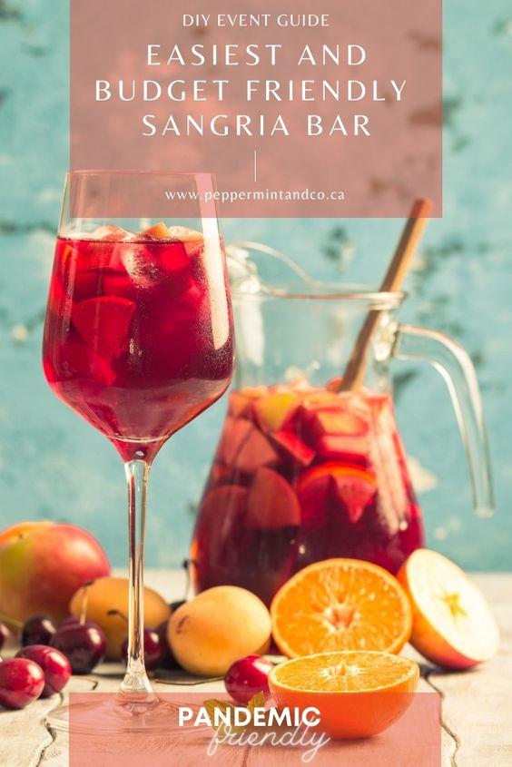 Easy Sangria Bar: DIY guide - 76