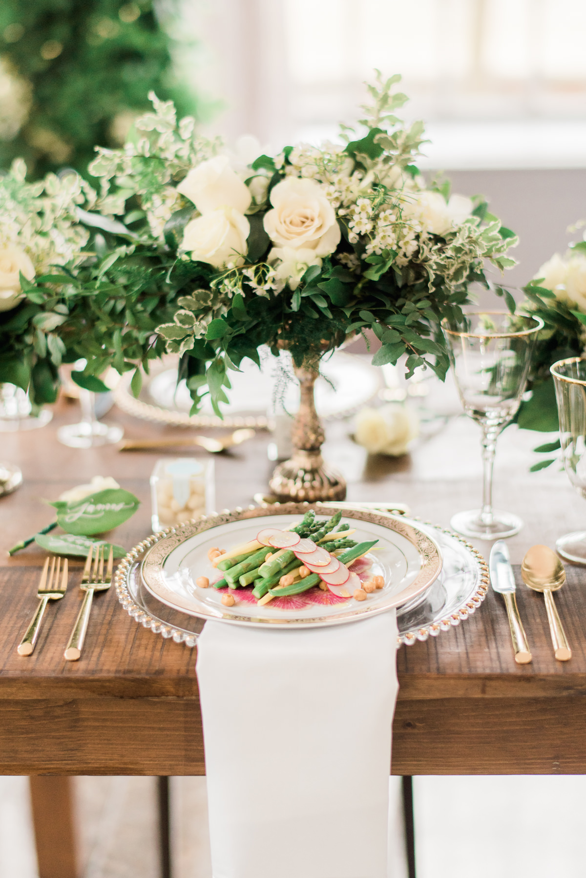 Lush Greenery Wedding Design Guide 3