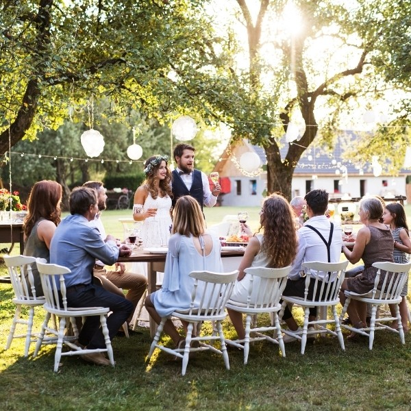 How to: Plan a Backyard Wedding During Pandemic Covid ...