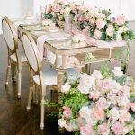 Pastel Wedding Design Cocktail Event Guide