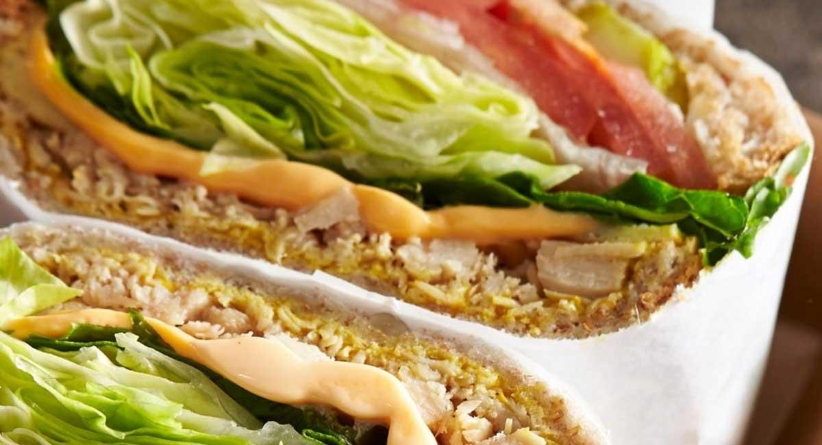sandwich appetizer wedding