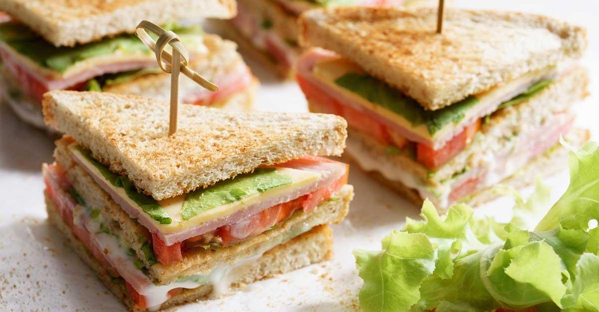 FOOD STATION IDEA - SANDWICH