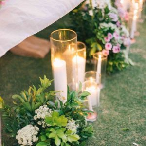 Wedding Entrance Decor (also for your aisle!) DUPES: TOP 5