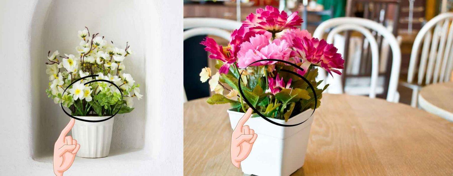 Classy Fake Flower Arrangements