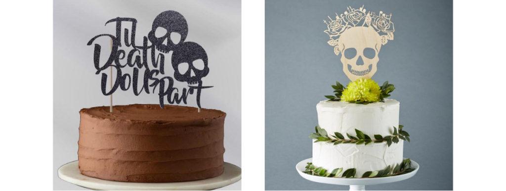 halloween cake inspo