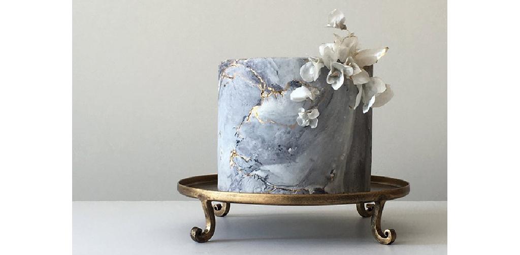 minimalist marble cake 2