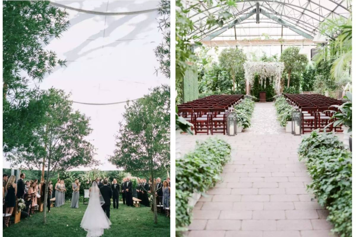 Wedding Entrance Decor (also for your aisle!) DUPES: TOP 2