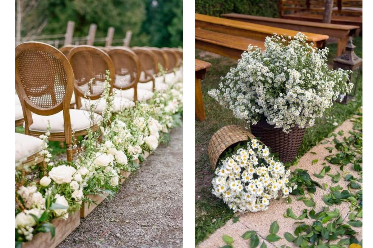 aisle ceremony decor dupes