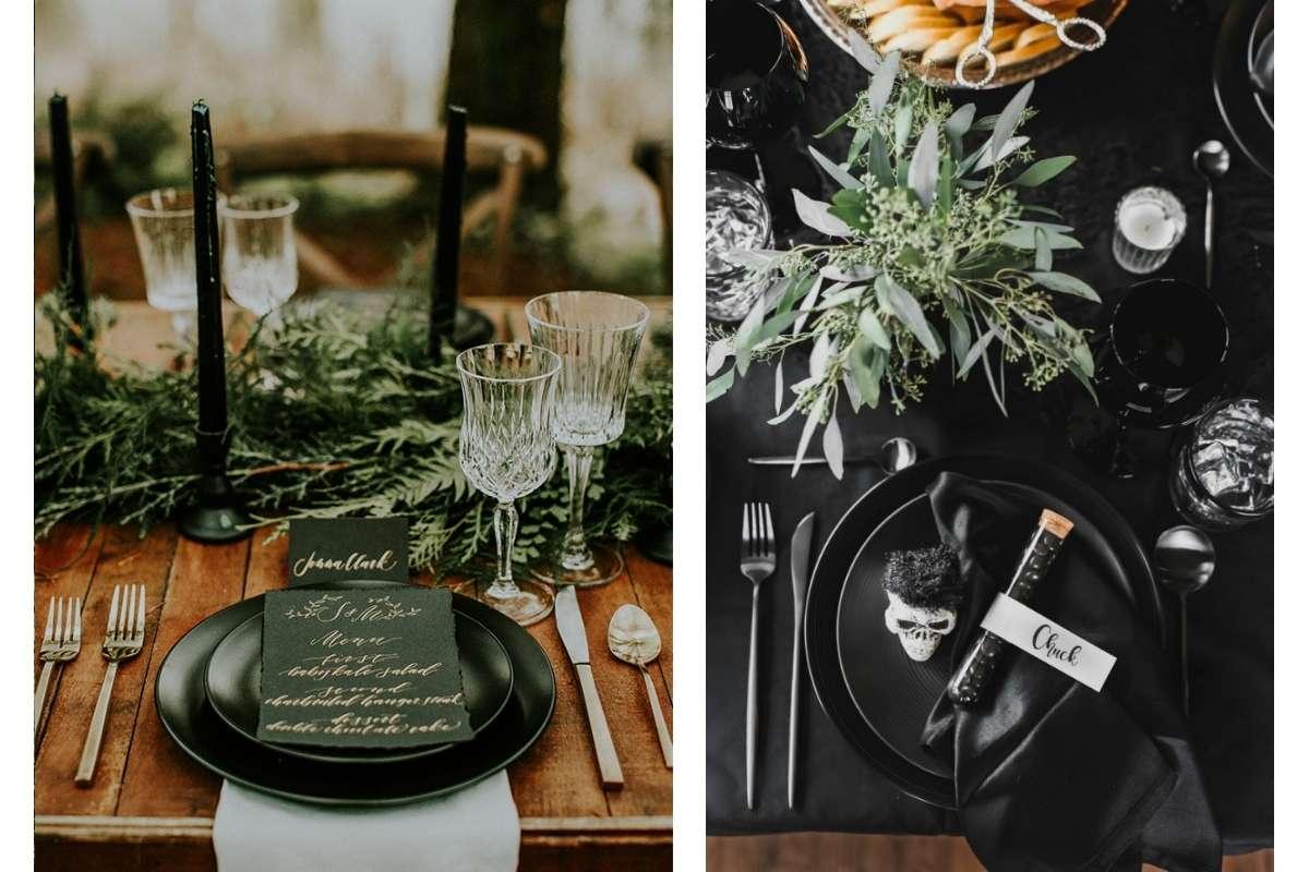 Easy DIY halloween Wedding Decor 234