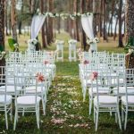 Evening Outdoor Wedding: Do's and Don'ts