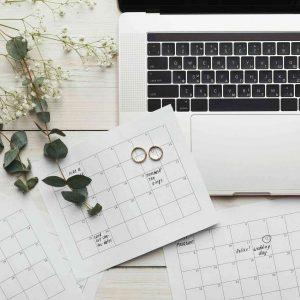 Steps in planning a wedding: Breaking it down