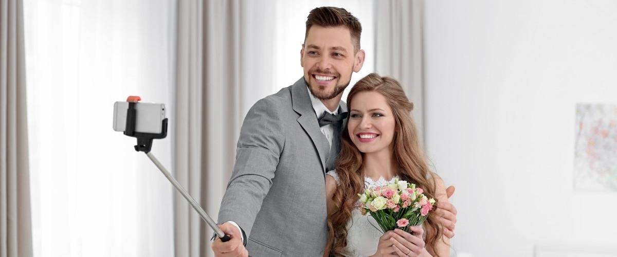 How To Plan a Micro Wedding - share virtually