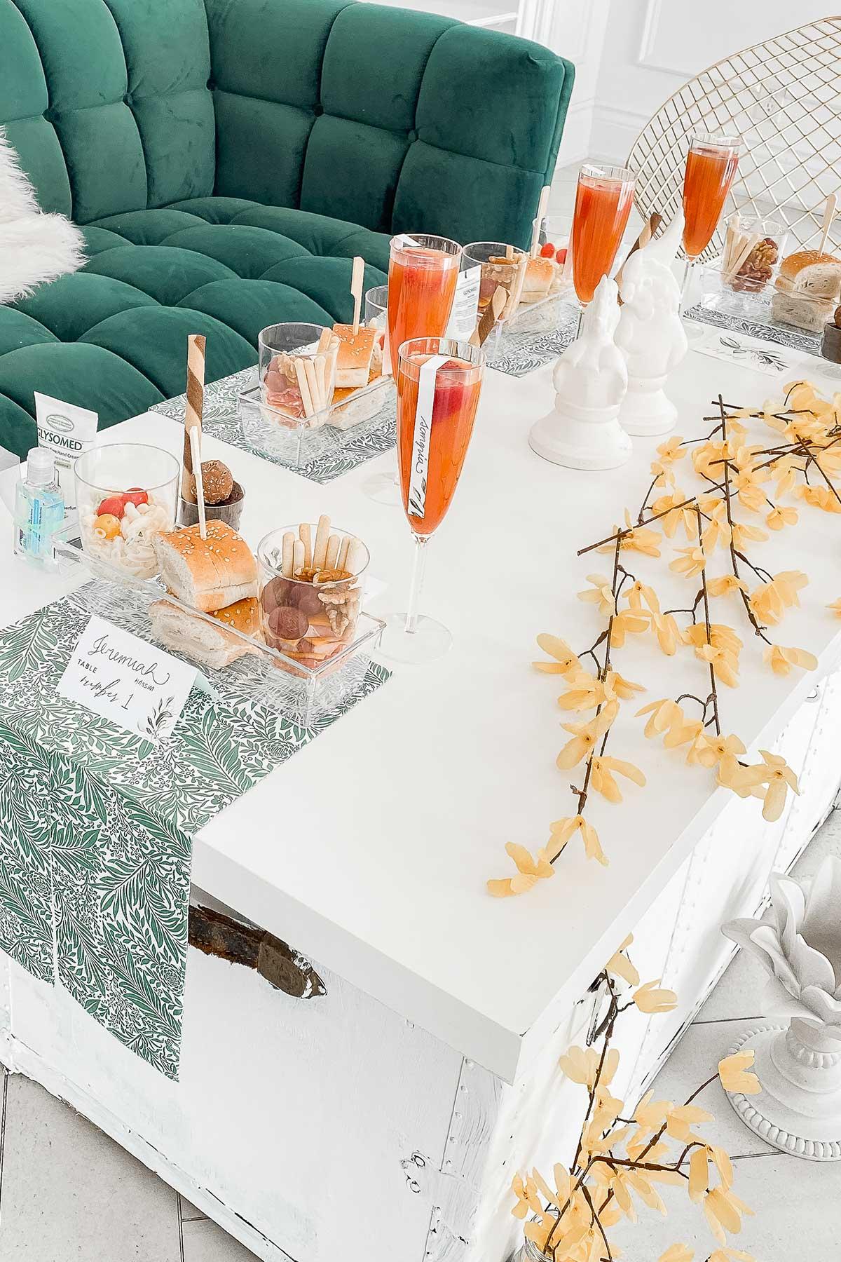 DIY Micro Wedding Celebration: Set-up & Design Guide 23