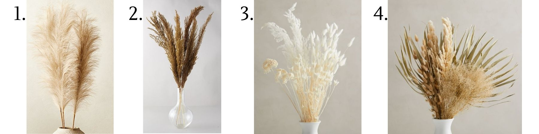DIY Dry Flower Arrangement: Ideas + Guide 4