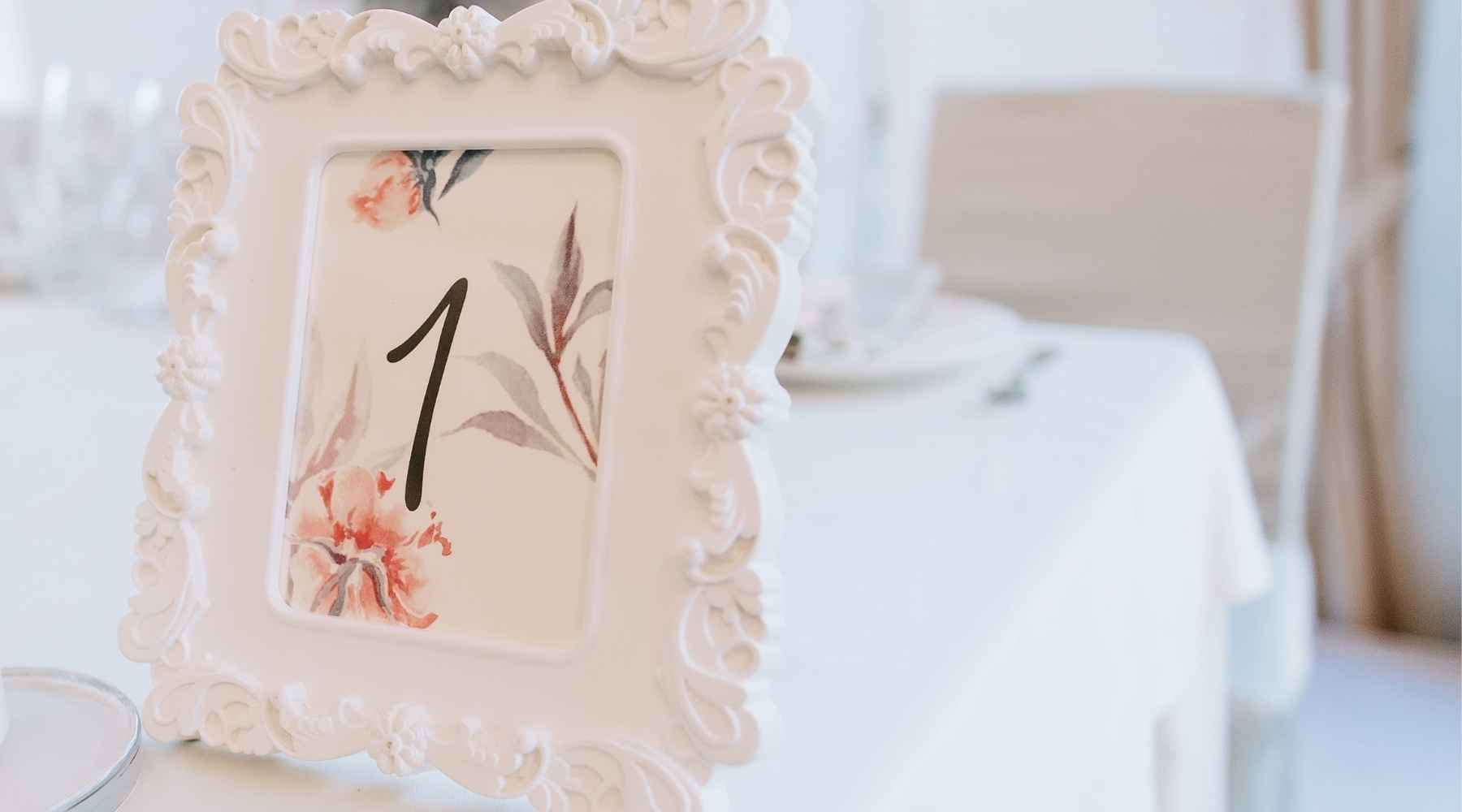 stationery - Creative ways to save money on your wedding: Top 20