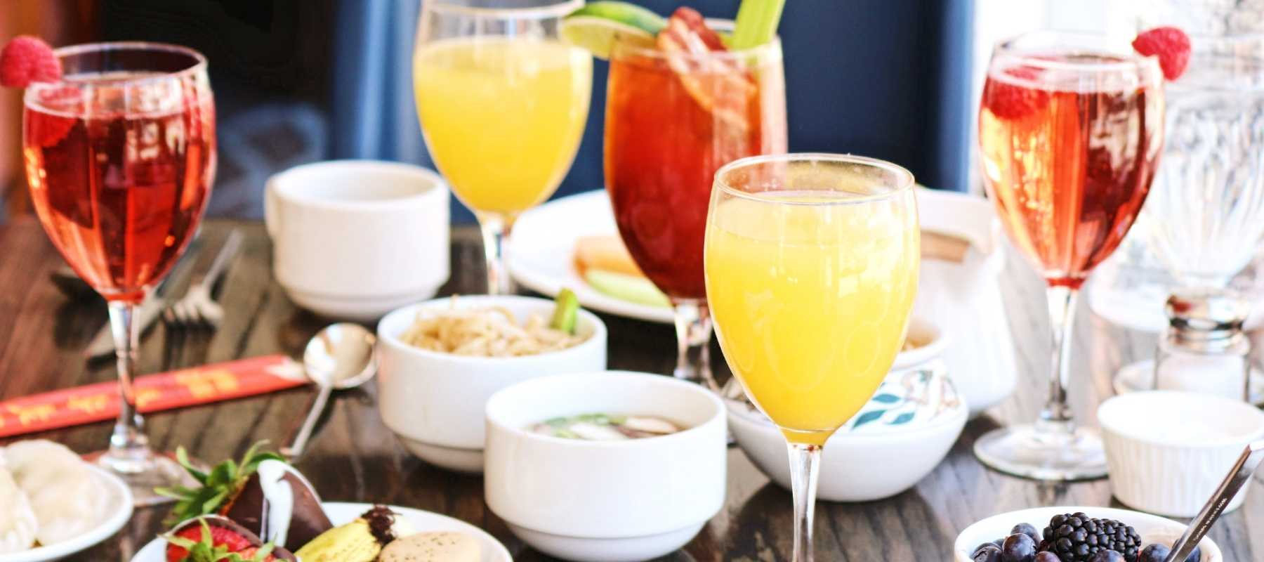mimosa - diy brunch wedding how to guide