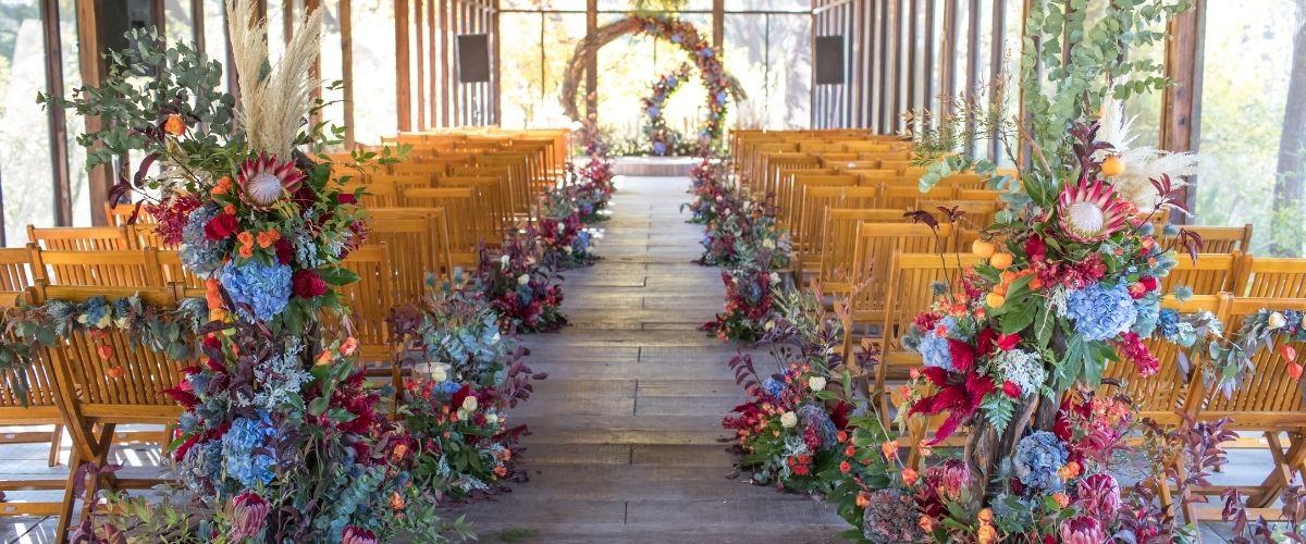 How to Choose a Wedding Venue - flexibility