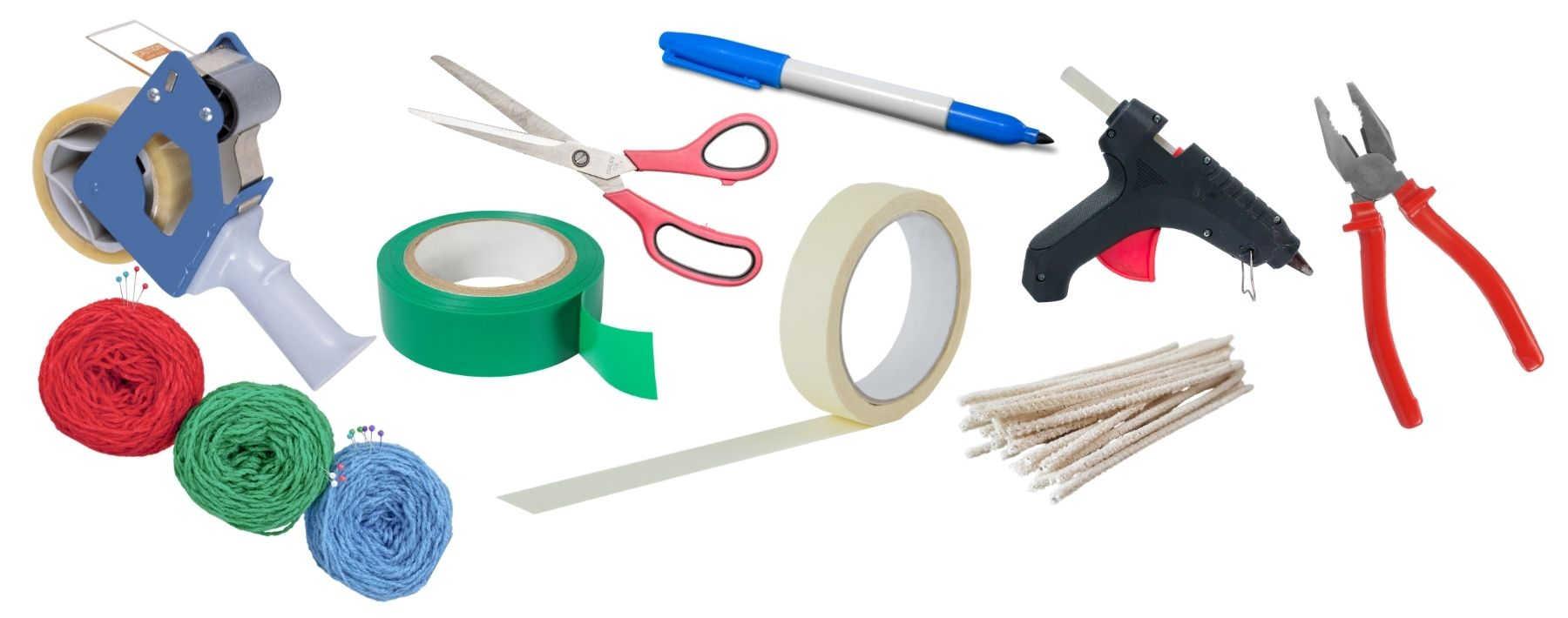 Tips for a DIY wedding - supplies kit