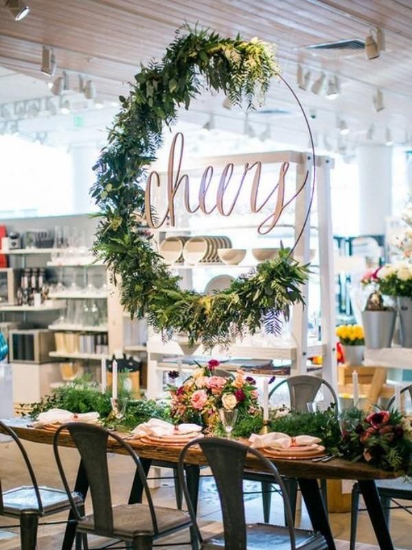 Beautiful Wedding Bar Signs - cheers