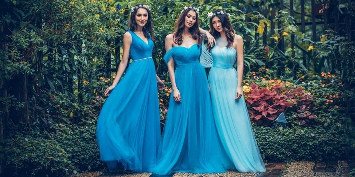 Bridesmaids Dresses: Sexy Style - tulle