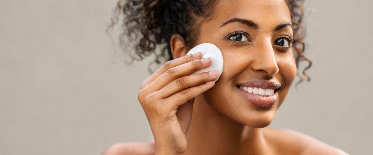 wedding make up - acne prone