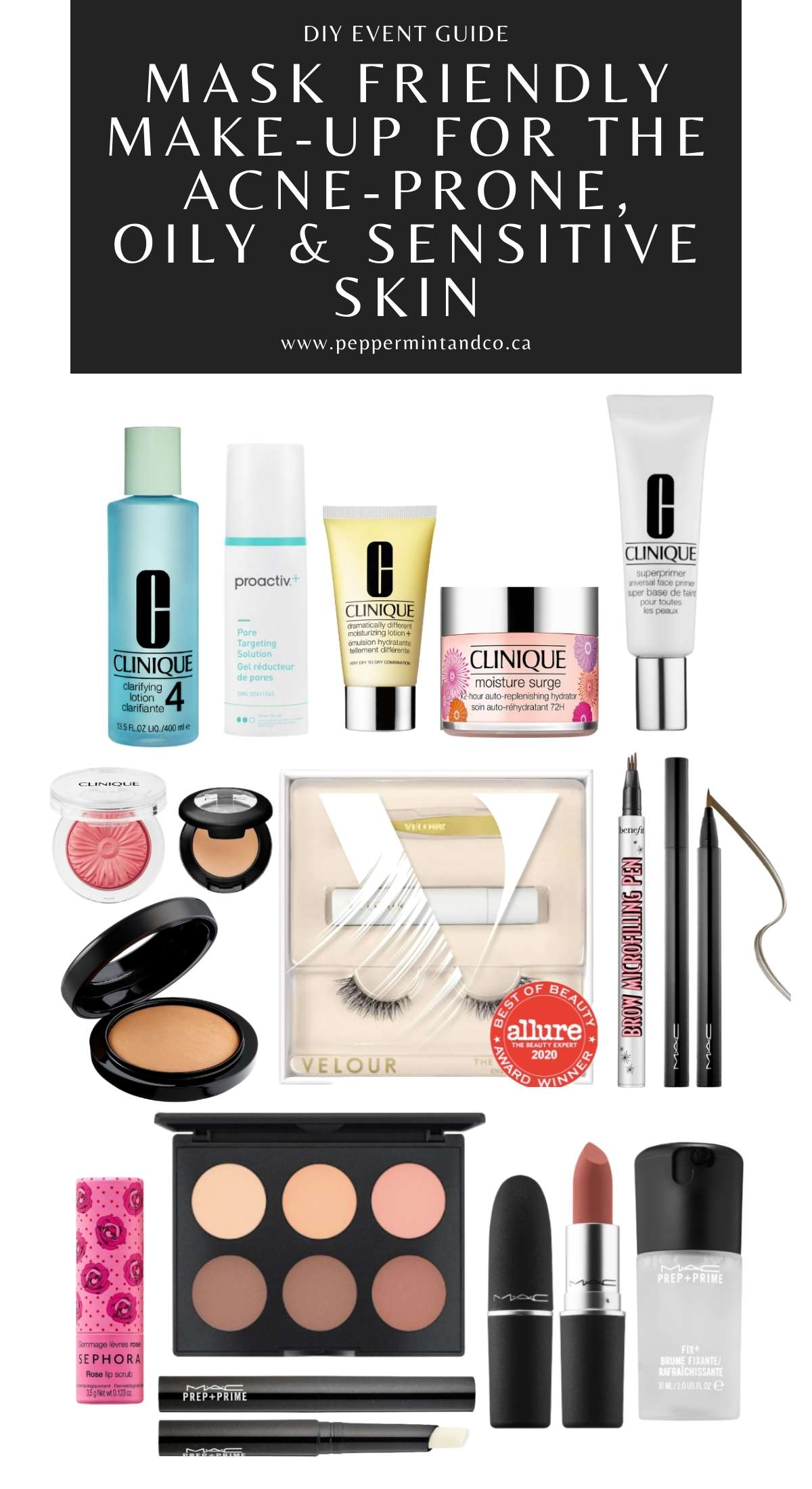 Wedding Makeup Tips: Wearing Mask, Acne-Prone, Oily, Sensitive Skin