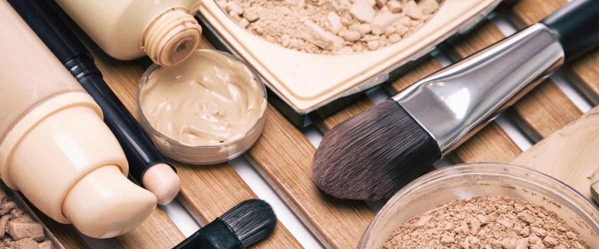 wedding make up - oily skin