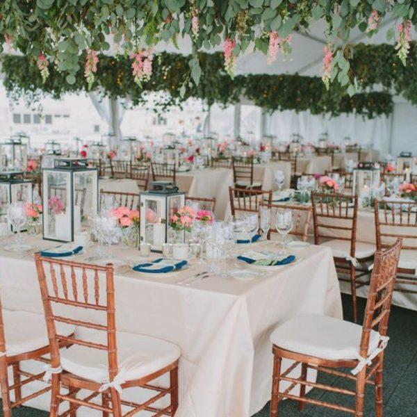 Wedding Reception Seating Configuration Ideas - standard rectangular