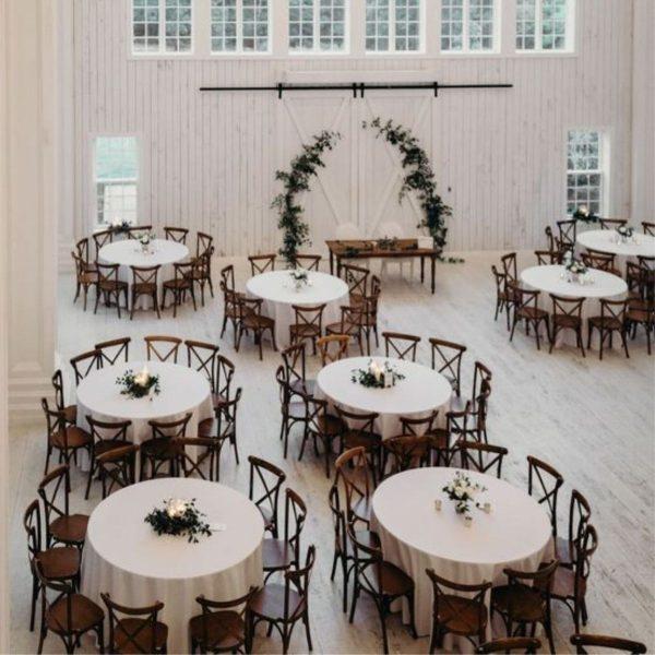 Wedding Reception Seating Configuration Ideas - classic round