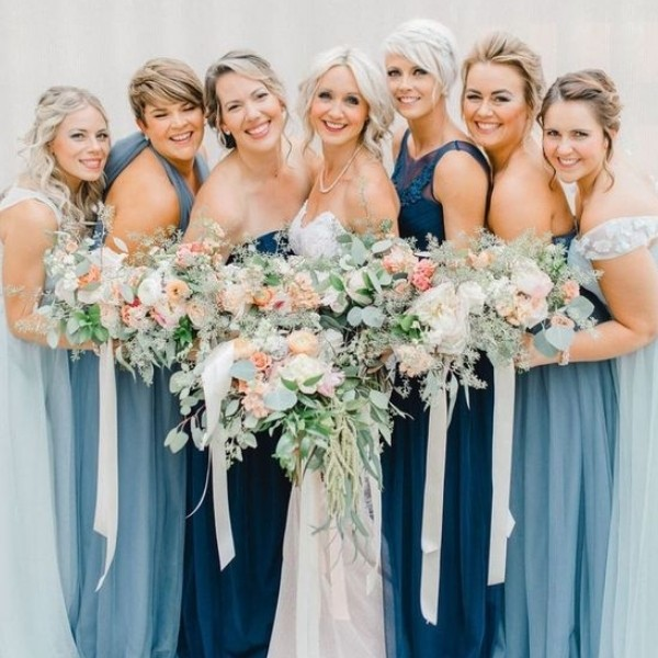 Easy Wedding Color Combos: Top 14 - 5