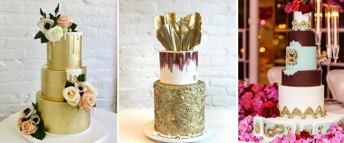 How to pick the right Wedding Cake Designer. Part 1. - BCakeNY