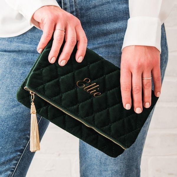 Bachelorette Weekend Essentials - clutches