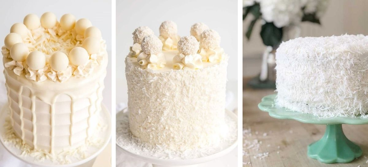 DIY Make your own Wedding Cake Hacks and Tips - chocolate shavings