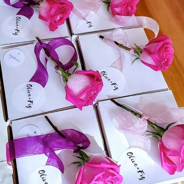 At-home Bachelorette Ideas: Top 10 - grazing boxes