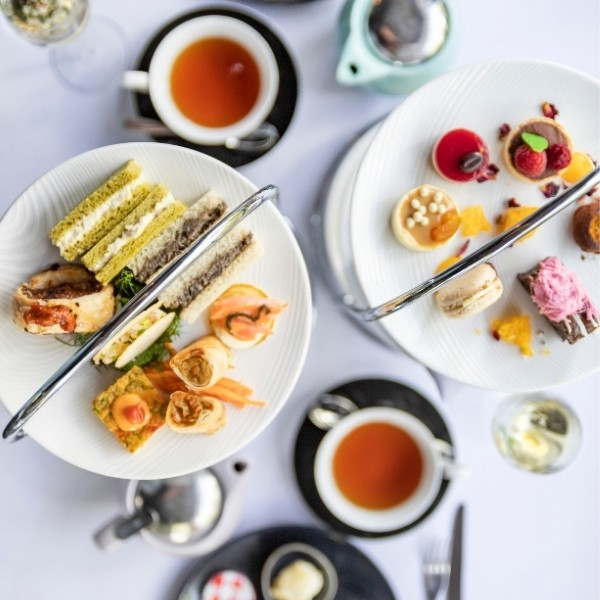 At-home Bachelorette Ideas: Top 10 - afternoon tea