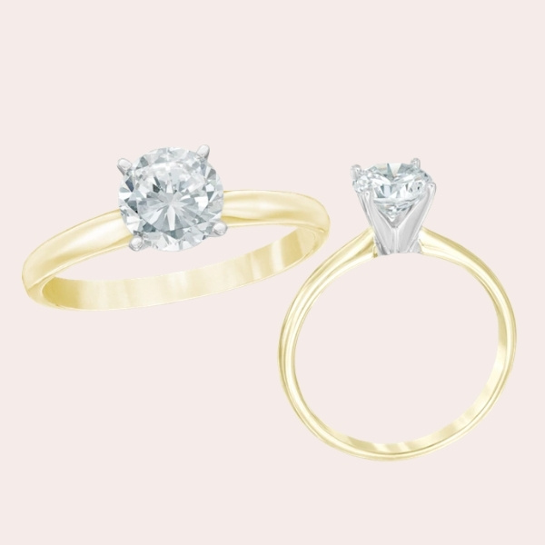 Top 5 Classic & Timeless Engagement Ring Guide - solitaire