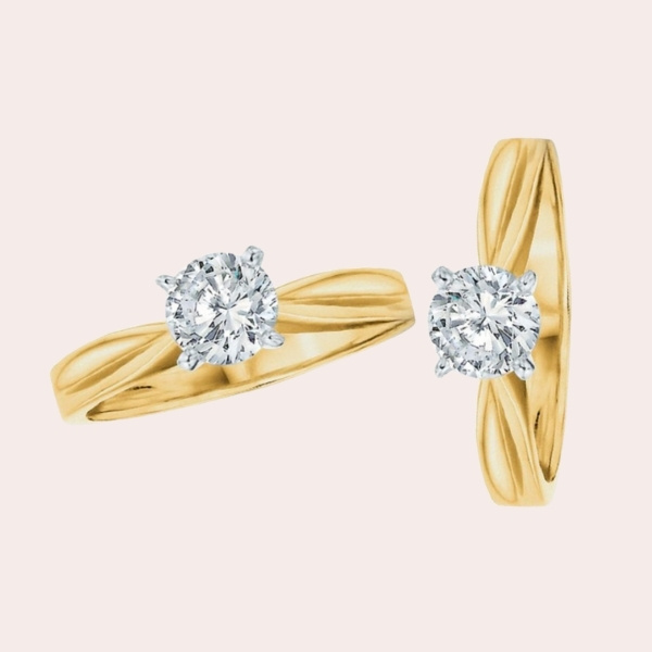 Top 5 Classic & Timeless Engagement Ring Guide - solitaire 2
