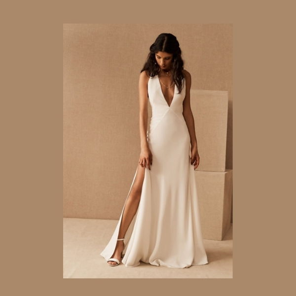 3. Michael Lo Sordo Alexandra Gown - Chic and Casual Wedding Dresses: Top 5