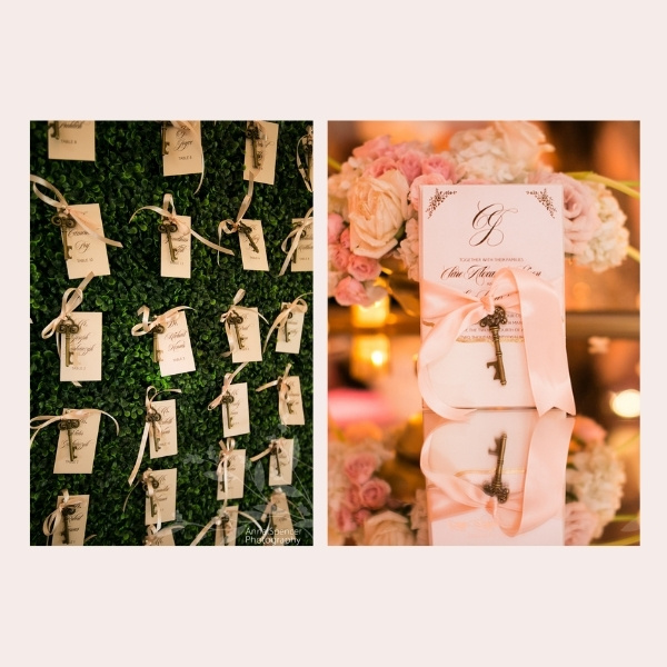 How to Incorporate Favorite Movies & Shows into My Wedding - stationery