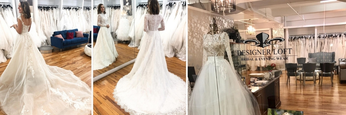 How to find the right Bridal Boutique. Part 1. - designer loft