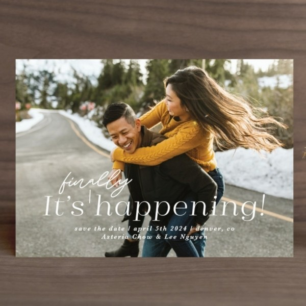 When to send save-the-dates and what to include