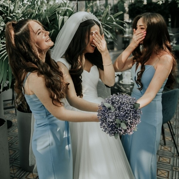 Maid of Honor Duties - remind, lead and hype