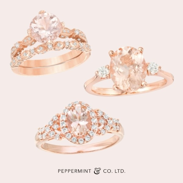 MORGANITE ENGAGEMENT & WEDDING RING: WHAT YOU NEED TO KNOW