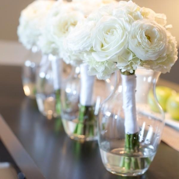 diy wedding bouquet storage