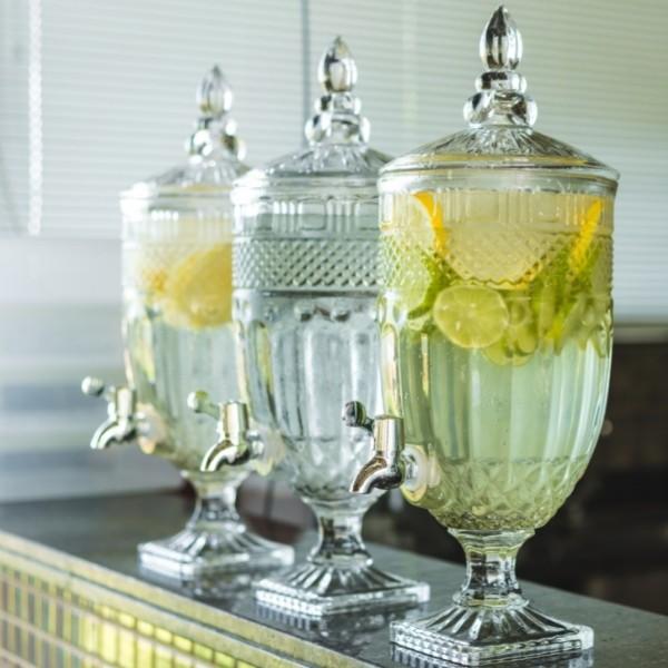 beverage dispenser wedding