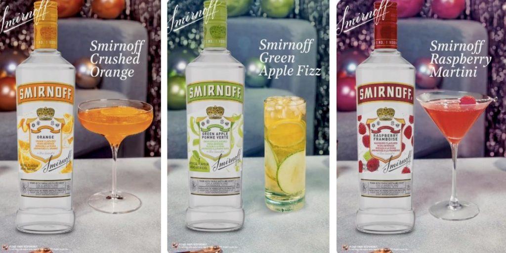 premixed cocktails