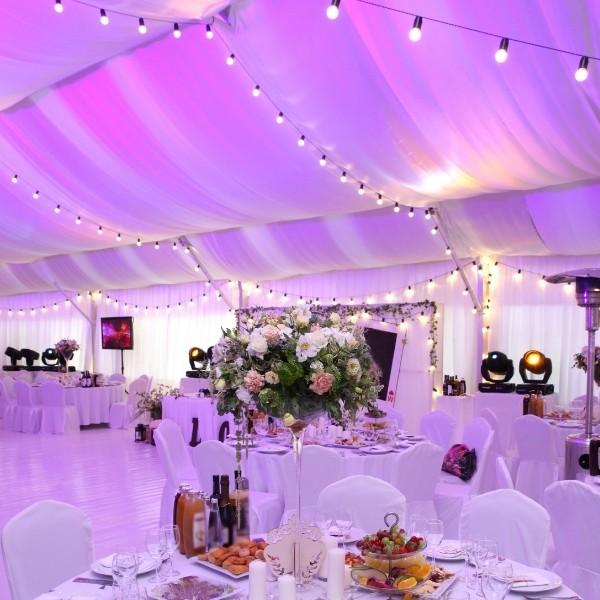 Tented Wedding Checklist - details